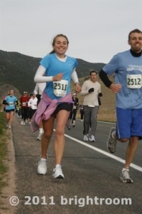 One sweet memory. 1st half marathon 18 months after surgery with my awesome brother. 2011