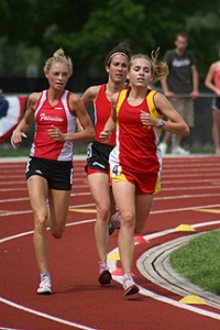 State Track 3200m 2007